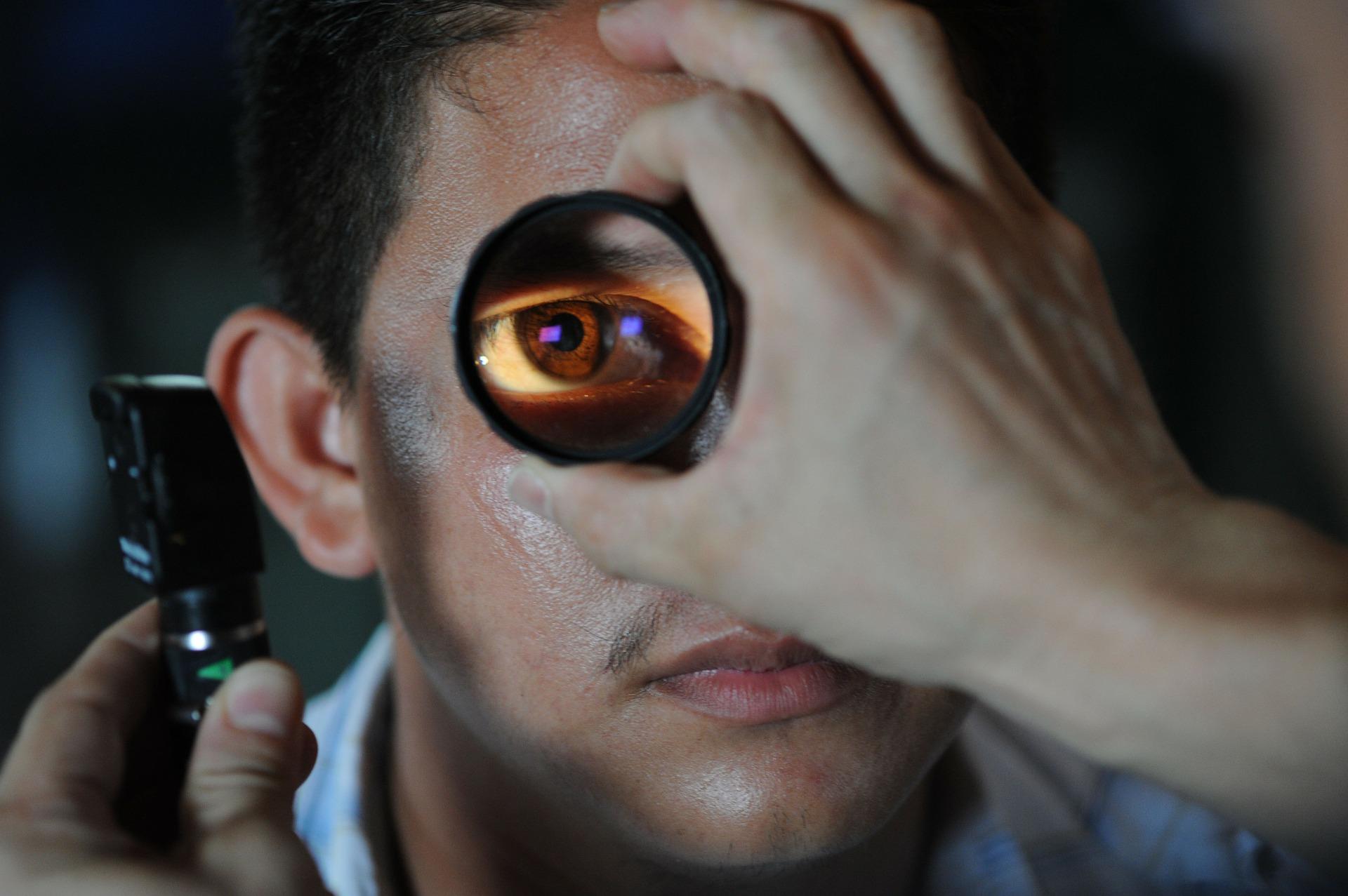 Eisenmangel Symptome Augen